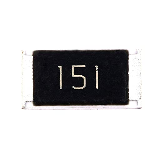 150 Ohm 1//8W 0805 Fixed Resistors uxcell SMD Chip Resistor 5/% Tolerance 1000pcs