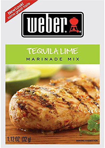 Weber Grill Tequila Marinade 1 12 ounce