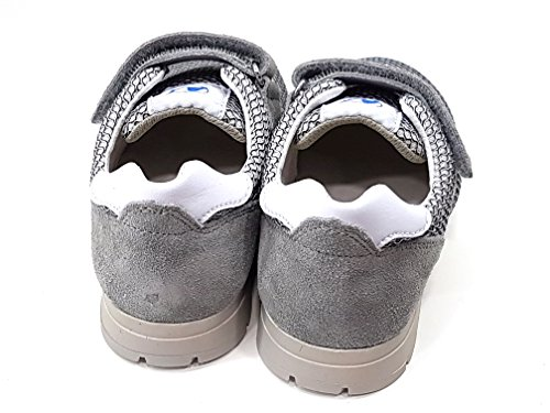 Naturino - Zapatillas para niño gris gris