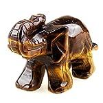 Carved Gemstone Handicraft Elephant F...