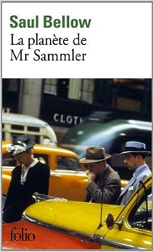 Saul Bellow - La planète de Mr. Sammler sur Bookys