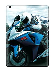 Hot Awesome Suzuki Gsx R1000 Action Flip Case With Fashion Design For Ipad Air