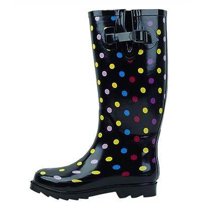 Sunville New Brand Women's Rubber Rain Boots | Boots