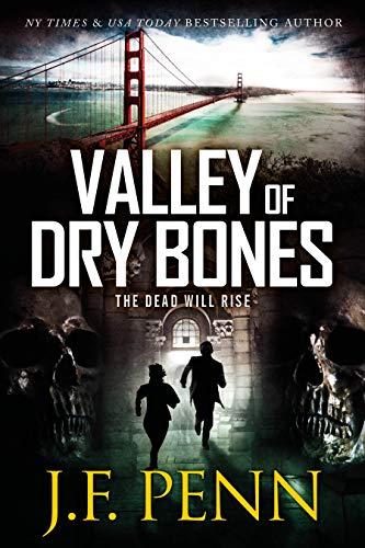 Valley Of Dry Bones (ARKANE Book 10)