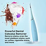 Electric Sonic Dental Calculus Plaque Remover