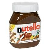 Nutella Plastic Jar