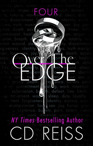 Over the Edge by CD Reiss