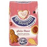 McDougalls Plain Flour - 1.25kg (2.76lbs)