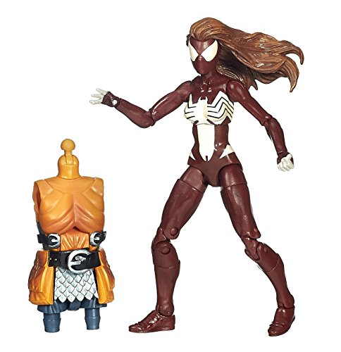 (Marvel Legends Infinite Series Warriors of the Web Ultimate Spider-Woman 6