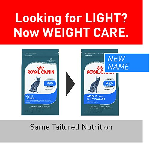 Amazon.com : Royal Canin Feline Care Nutrition Weight Care Adult Dry Cat Food, 6 Lb : Pet Supplies