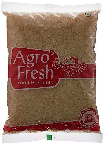 Agro Fresh Long Body Boiled Rice, 1kg