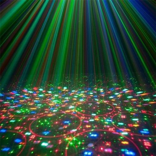 Chauvet Derby X Dmx Led Effect Light in US - 3