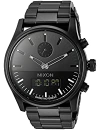 Nixon Men's The Duo All Black