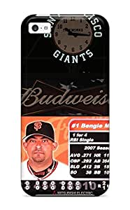 san francisco giants MLB Sports & Colleges best iPhone 5c cases
