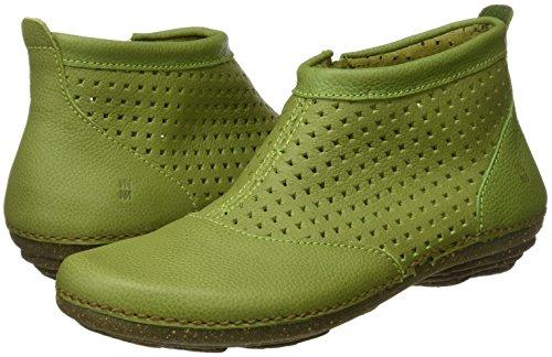 Soft Naturalista Femme Bottes N389 Grain Classiques Torcal green Vert El pTRwEqq