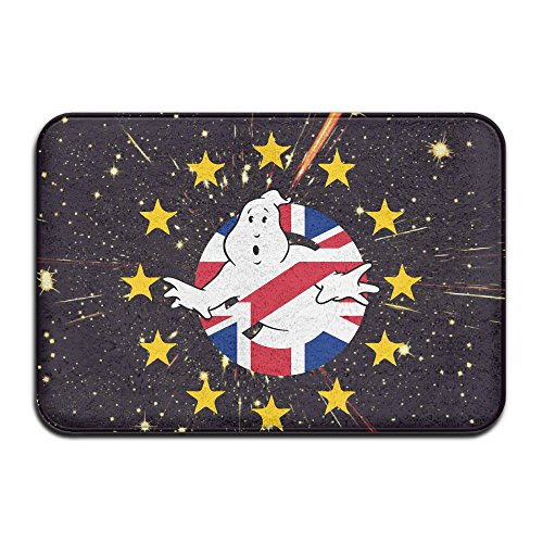 XKUN UK Brexit EU British Vote Political Doormats / Entrance Rug Floor Mats