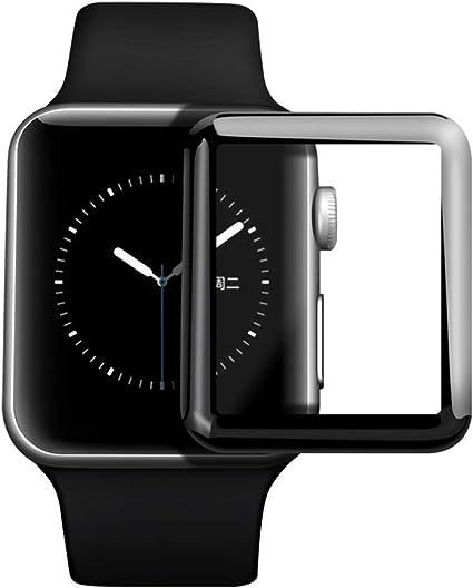 HKEPS - Protector de Pantalla para Apple Watch (38 mm, Cristal ...