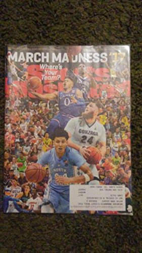 Sports Illustrated March 20, 2017 March Madness '17