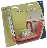 Dorman Hardware 4-9782 Utility Hanging Brackets, 2-Pack
