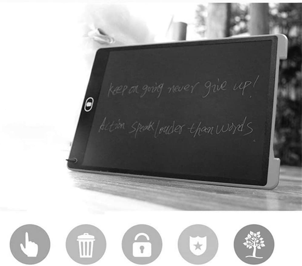 8.5 Inch Handwriting Paper Drawing Tablet Gift for Kids and Adults at Home,School,Office Yike-Electronic blackboard LCD Writing Tablet//Drawing Board Doodle Board Green