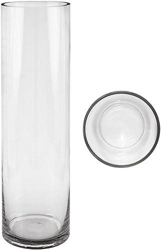 Mega Vases Cylinder Vase 4 Inch x 14 Inch