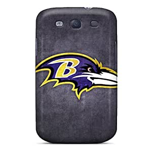 Hernandezz Case Cover Protector Specially Made For Galaxy S3 Baltimore Ravens 4