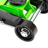 OEMTOOLS 24835 Hydraulic Floor Jack. 2-1/2 Ton