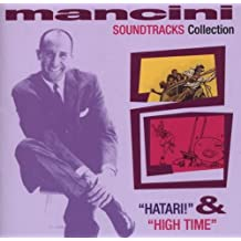 Mancini Soundtracks Collection: Hatari/High Time by Henry Mancini (2001-01-27)