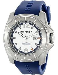 Men's 1791113 Cool Sport Analog Display Quartz Blue Watch