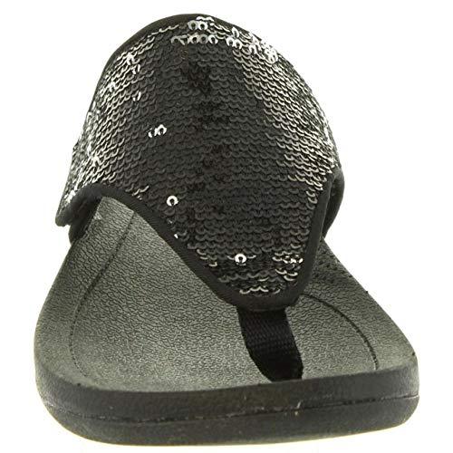Black Pour Femme Clarks Sandales Pical Noir 26131491 Znz4Xx4