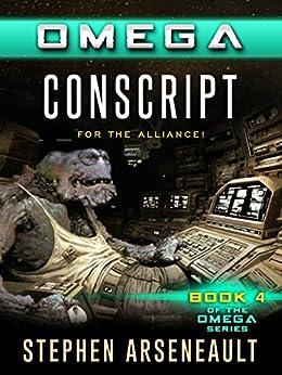 OMEGA Conscript by [Arseneault, Stephen]