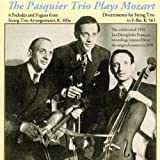 Pasquier Trio Plays Mozart