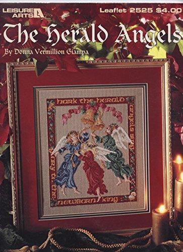 Angel Cross Stitch Chart - 3