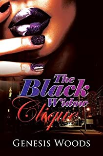 Book Cover: The Black Widow Clique