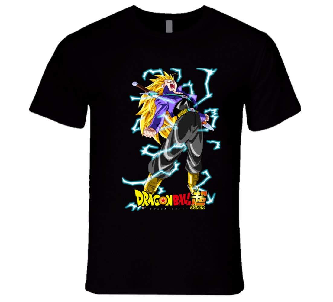 Dragon Ball Trunks Ssj3 6886 Shirts
