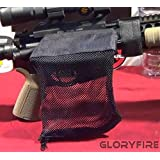 Brass Catcher Tactical Deluxe Mesh Brass Shell Catcher with Zippered Bottom for Quick Unload