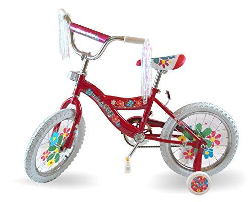 Awesome Kids Little Angel Flower 16-inch Girls Bike (Pink)