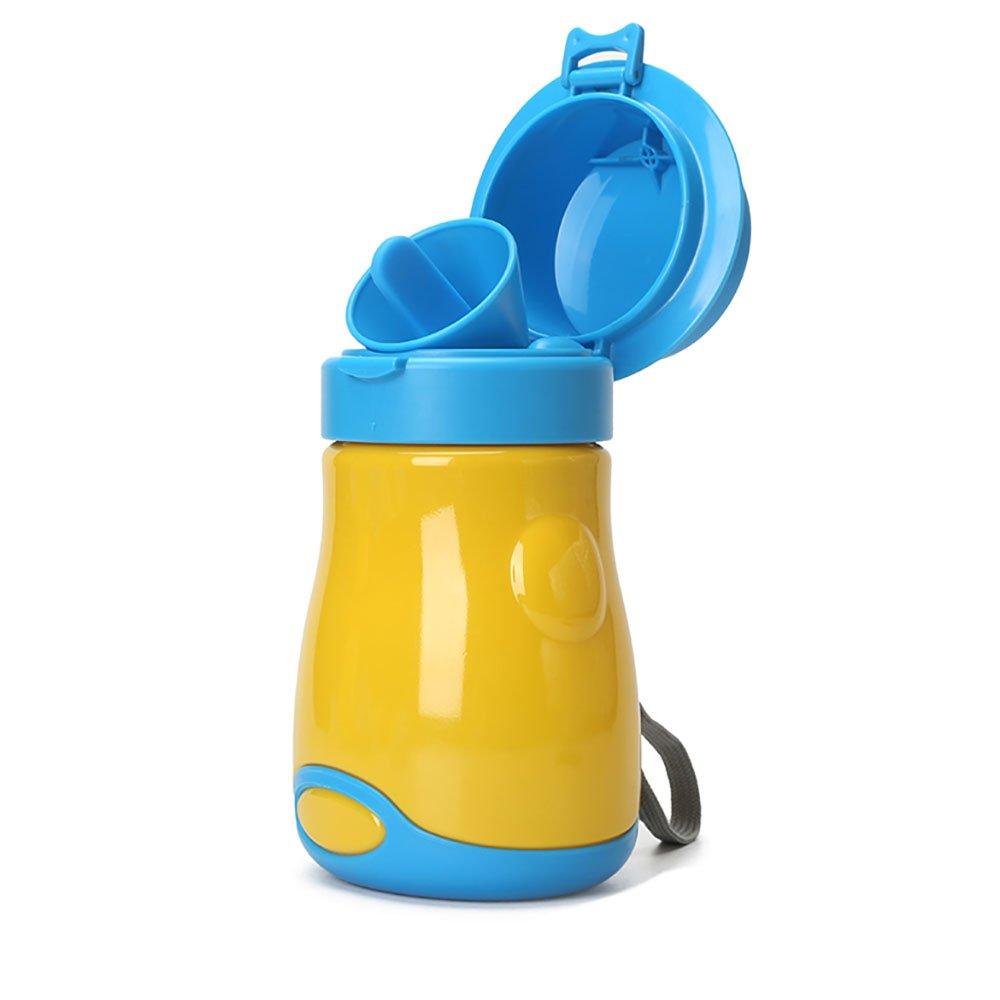 1 orinal de emergencia portátil para bebé, para acampada, viajes en coche y para niños (niño 7 x 18,5 cm) Rocita