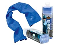 Ergodyne Chill-Its® 6602 Evaporative Cooling Towel, Blue