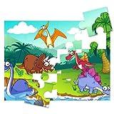 Vcom PZZL-1250 Print-A-Puzzle Pack of 50,12 Pcs Pr Sht