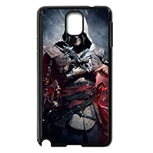 Assassins Creed Black Flag Samsung Galaxy Note 3 Cell Phone Case Black TPU Phone Case SY_794886