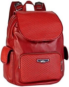 Kipling City Pack S KP Mochila Tipo Casual, 13 litros, Color Rojo (Hot Red Perfo): Amazon.es: Equipaje