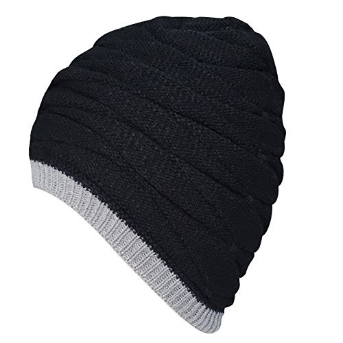 153fbdfb3bd Chalier Mens Beanie Hat