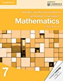 Cambridge Checkpoint Mathematics Practice Book 7, Greg Byrd and Lynn Byrd, 1107695406