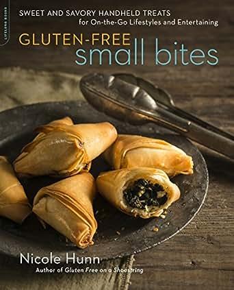 Amazon.com: Gluten-Free Small Bites: Sweet and Savory Hand ...