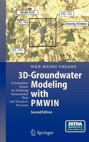 3D-Groundwater Modeling with PMWIN Pdf
