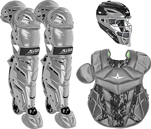 All-Star Inter System7 Axis Digi Camo Pro Catcher's Set