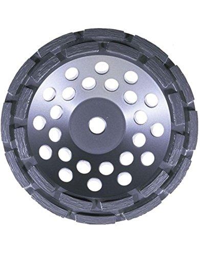 Husqvarna 542751304 GW2 Double Row Rim Cup Wheel (Rim Diamond Cup Wheel)