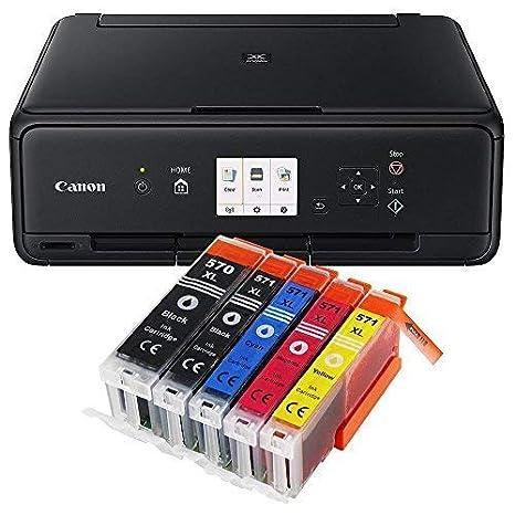 Canon Pixma TS5050 TS-5050 Farbtintenstrahl ...