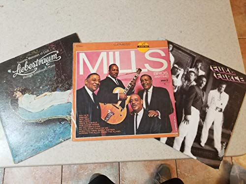 (VinylShopUS - Mystery Box Vinyl Records Music Albums LPS Bulk Lot Randomly Chosen Vintage Original LPs with Sleeves Lot of 10)